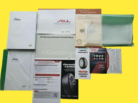 2020 Kia Soul Gt Lx Ex X S Owners Manual Navigation Manual Guide