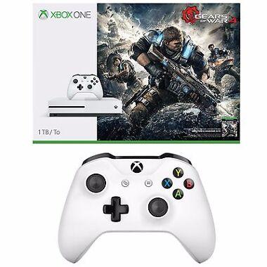 Microsoft Xbox One S 1TB Gears of War 4 Console