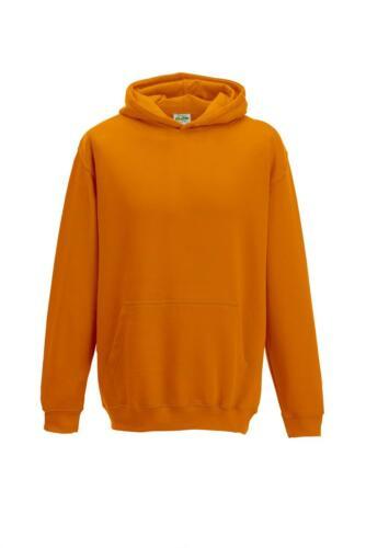 Boys Girls Childrens Childs Kids College Hoodie Hooded Sweatshirt Jumper Hoody
