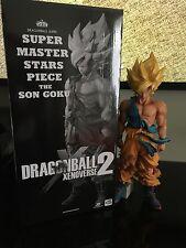Dragonball Xenoverse 2 - The Son Goku - Collector's edition  Statue in box