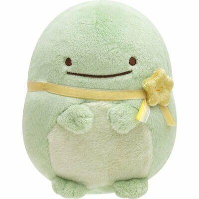 Sumikko Gurashi Real Tokage Lizard Super Soft Mochi Plush Doll San-X Japan