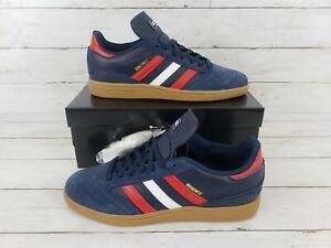 New-Mens-Adidas-Originals-Busenitz-Shoes-Navy-Collegiate-FV5876-US-Men-8-12