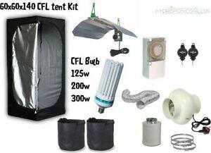 Complete-CFL-Hydroponic-Grow-Room-Wardrobe-Tent-Fan-Filter-Light-Kit-60x60x140