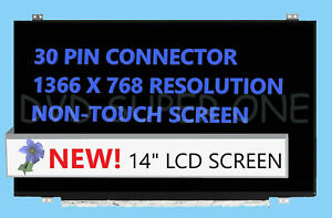 """Acer Aspire One AO1-431-C8G8 14/"""" HD LED LCD Screen"""