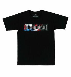 Offiziell Hoonigan Travis Pastrana Sporteinrichtung Zensor Stange T - Shirt