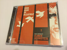 BIRDMAN OF ALCATRAZ (Bernstein) OOP Varese Club Ltd Score Soundtrack OST CD NM