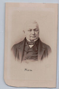 Vintage-CDV-Adolphe-Thiers-President-of-the-French-Third-Republic