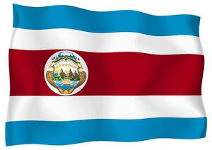 Sticker-decal-vinyl-decals-national-flag-car-costa-rica-luggage-ensign-bumper