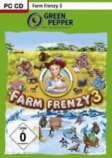 FARM FRENZY 3   Green Pepper   PC   NEU & SOFORT