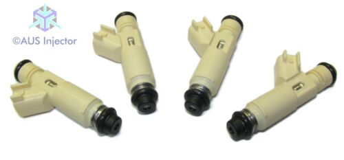 10409-4 Set of 4 HIGH FLOW 470 cc 45 lbs High Impedance Racing Fuel Injectors