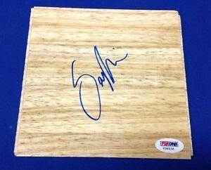 Sean Miller signed Wood Floor Board PSA/DNA COA # Y36536