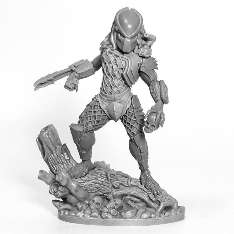 Alien vs Predator (AVP)  Predator Jungle Hunter Statue PIC201313