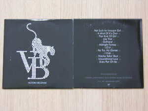 Victoria Beckham  VB  Album CD Promo Spice Girls - Berkshire, United Kingdom - Victoria Beckham  VB  Album CD Promo Spice Girls - Berkshire, United Kingdom