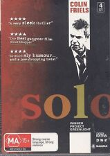 SOLO DVD 4-disc set Colin Friels Region 4