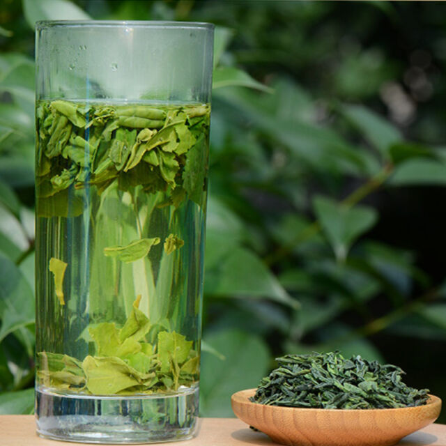 Liu An Gua Pian Lu An Melon Seed Chinese Green Tea T100 Refreshing Taste