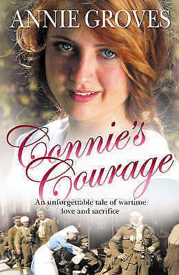 1 of 1 - Groves, Annie, Connie's Courage, Very Good Book