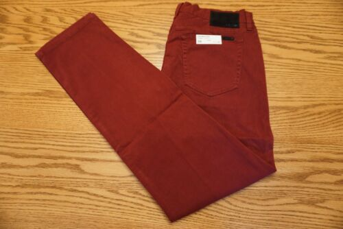 NWT MEN/'S JOE/'S JEANS Multiple Sizes Brixton Straight Vintage Wine GX1MWC8225