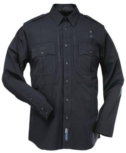 5.11 Tactical B Class Women/'s 3XL Reg Black Shirt IP 32160