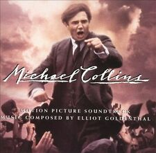 MICHAEL COLLINS SOUNDTRACK CD SINEAD O'CONNOR ELLIOT GOLDENTHAL OOP RARE MINT