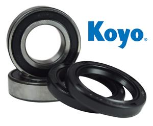 Kawasaki KAF620 Mule 3010 4x4 ATV Front Wheel Bearings KOYO Made In Japan