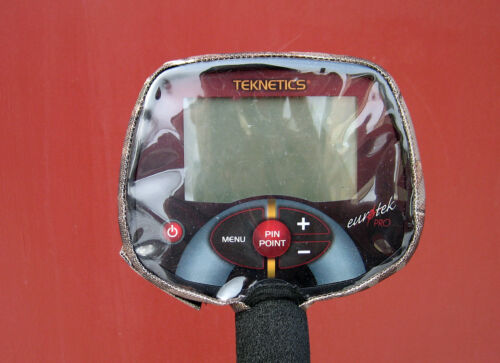 Pluie Dirt poussière couvre pour Teknetics Eurotek