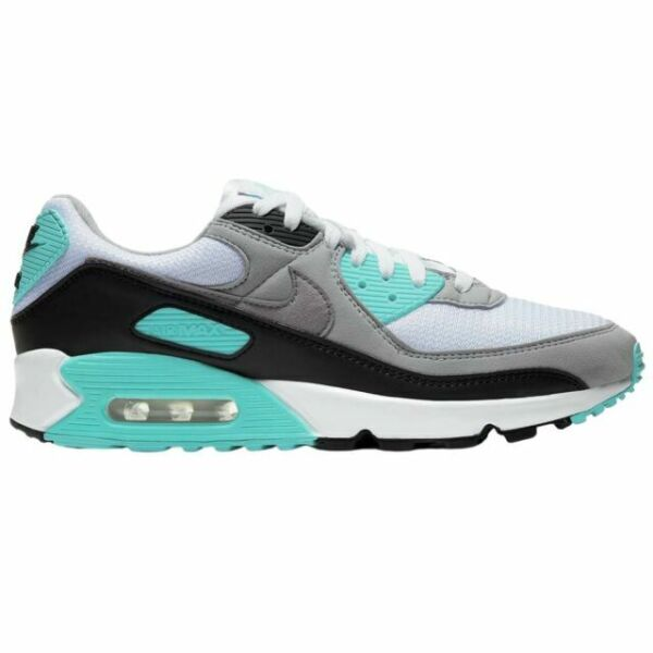 Size 13 - Nike Air Max 90 Hyper Turquoise 2020 for sale online | eBay