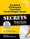 Certified Pulmonary Function Technologist Exam Secrets, Study Guide: CPFT Test Review for the Certified Pulmonary Function Technologist Exam by Mometrix Media LLC (Paperback / softback, 2016)