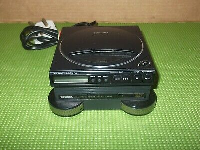 Rare Toshiba Xr-p21 Made In Japan Tac-200 Compact Disc Player