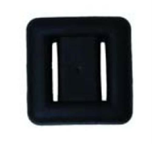 Polaris Blei ummantelt schwarz  2 kg 20902 Blei & Bleigürtel