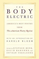 The Body Electric: America's Best Poetry from The American Poetry Review  Paper