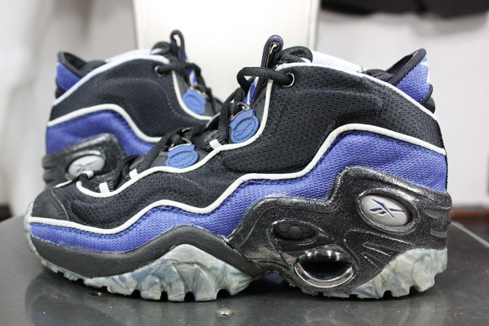 Vintage Reebok heaxalite sneakers 5.5 new basketball Iverson Reignman