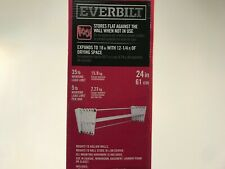 Everbilt Accordion Wall Mount Clothes Dryer in White