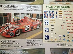 DECALS-KIT-1-43-OSELLA-PA-5-LE-MANS-1977
