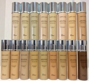 1d9505e0 Details about DIOR DiorSkin Airflash Spray Foundation PICK YOUR SHADE NEW 3  oz. 70ml