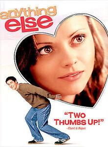 Qualsiasi altra cosa (DVD, 2003) - Jason Biggs, Christina Ricci-SPEDIZIONE GRATUITA
