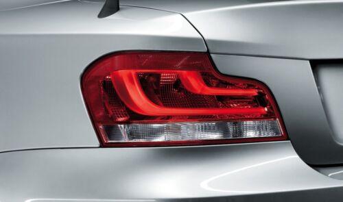 ORIGINAL BMW BLACK LINE Heckleuchten Satz 1er E82 CABRIO E82 COUPE 63212225381