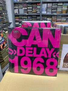 Can LP Delay 1968 Remastered Edition 2021 Pink Vinyl Versiegelt