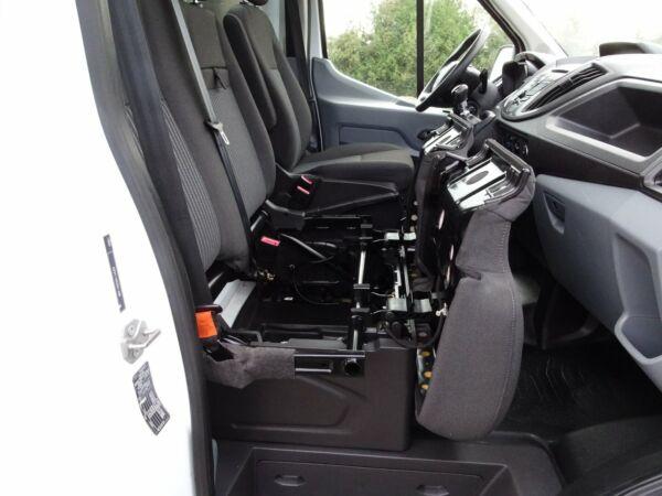 Ford Transit 350 L2 Chassis 2,2 TDCi 125 Trend H1 FWD billede 9