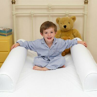Sharebear 2 Soft Foam Bed Bumpers for Babies Kids Toddlers Adults Bedrails That Stay Put Bed Bumper Keeps Your Child Safe and Secure