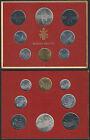 1969 Città del Vaticano Paolo VI divisionale 8 monete FDC