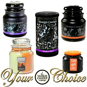 Yankee-Candle-Classic-Jar-Candle-YOUR-CHOICE-New-amp-Fresh-Halloween-Candles