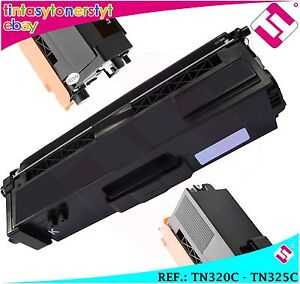 TONER-CYAN-TN-320C-TN-325C-ALTERNATIVO-IMPRESORAS-NONOEMBROTHER-NO-ORIGINAL