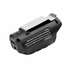 USB Adapter Holster Replacement For BOSCH Li-ion Battery 10.8V//12V BHB120