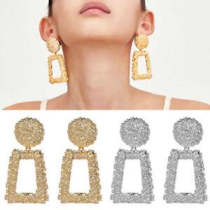 New-Punk-Dangle-Geometric-Big-Drop-Statement-Fashion-Earrings-For-Women-Jewelry