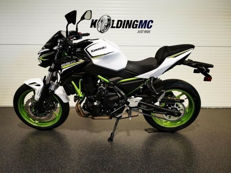 Kawasaki, Z 650, ccm 649