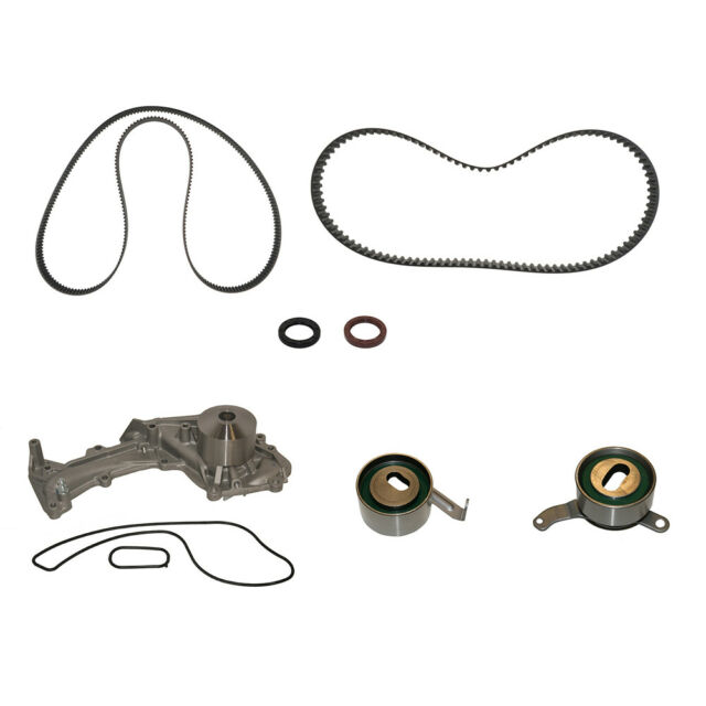 Engine Timing Belt Kit With Water Pump GMB 3435-0279 Fits