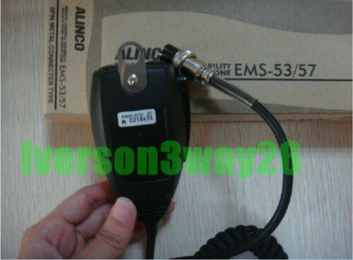 DTMF Mic Microphone Alinco DR-03 DR-06 DR-135 DR-235 DR-435 DR-635 radio EMS-57