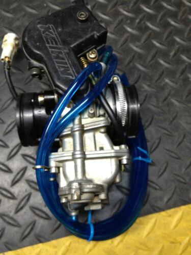 BLUE Carburetor Vent Line Set YFZ450 TRX450R KTM XC 450XC 525 SX POLARIS