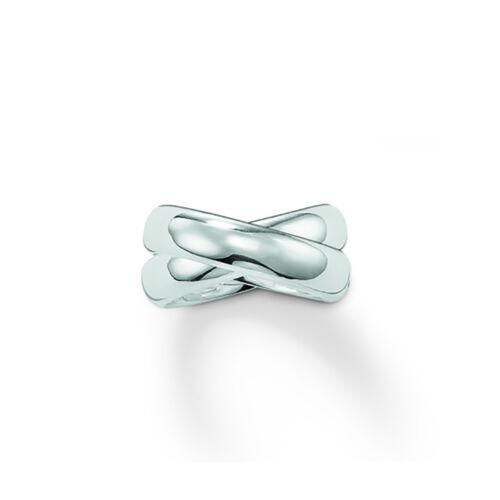 Thomas Sabo Ring 925 Silber poliert TR1917-001-12