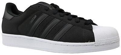 Adidas Originals Superstar W Damen Sneaker Schuhe schwarz S75124 Gr 42 2//3 NEU